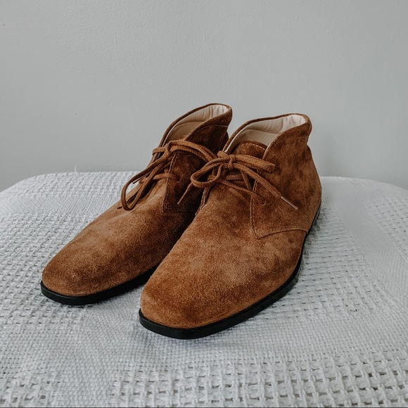 TODS | Brown Suede Chukka Boot Sz 7.5